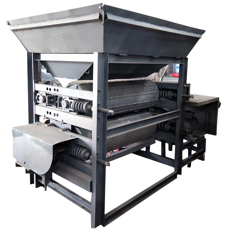 压扁机是废品收购站的常用设备